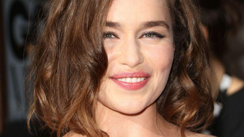 """Emilia Clarke: """"Ich las alles über GoT auf Wikipedia"""""""