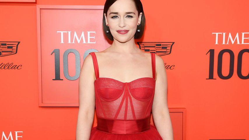 Emilia Clarke auf der TIME 100 Gala im April 2019