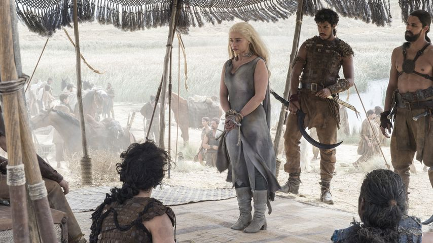 "Emilia Clarke in der sechsten ""Game of Thrones""-Staffel"