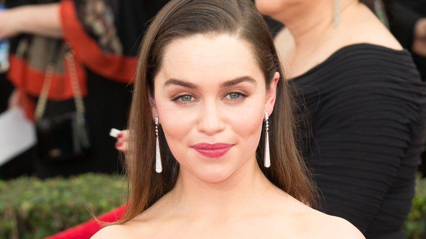 """Kein """"Shades of Grey"""": Emilia Clarke verweigerte Nacktszenen"""