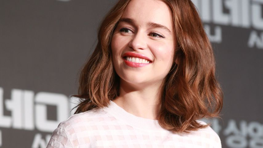 Inspirierend: Darum liebt Emilia Clarke starke Frauen-Rollen