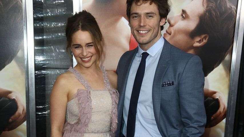 Emilia Clarke und Sam Claflin