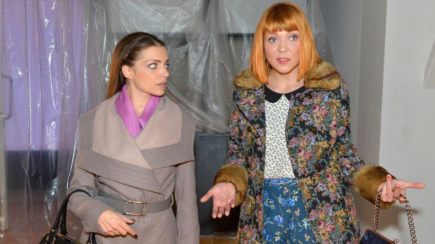 Ramona Dempsey und Anne Menden