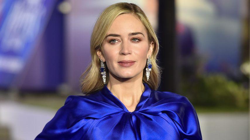 """Emily Blunt bei der """"Mary Poppins' Rückkehr""""-Premiere in London"""