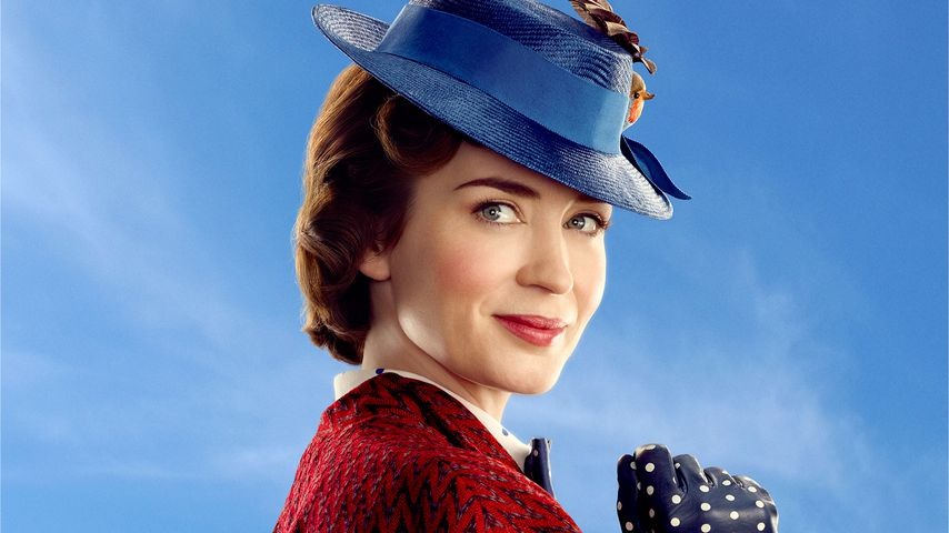 "Emily Blunt in ""Mary Poppins' Rückkehr"""