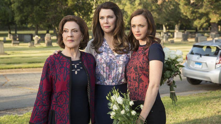 """""""Gilmore Girls""""-Vorschau: Kann das Richards Beerdigung sein?"""