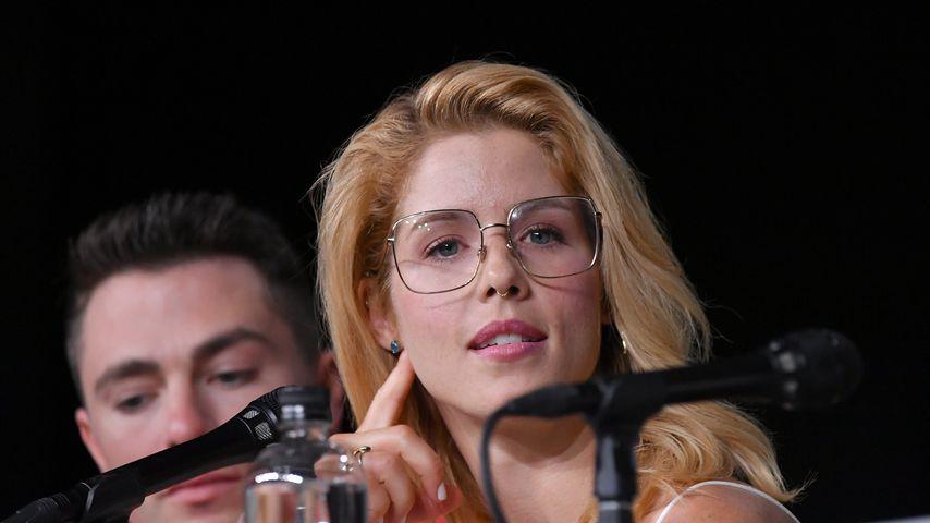 Emily Rickards bei der Comic Con in San Diego 2018
