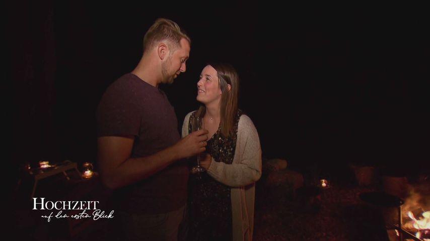 Emily und Robert ehrlich: Hochzeitsreise war anfangs komisch