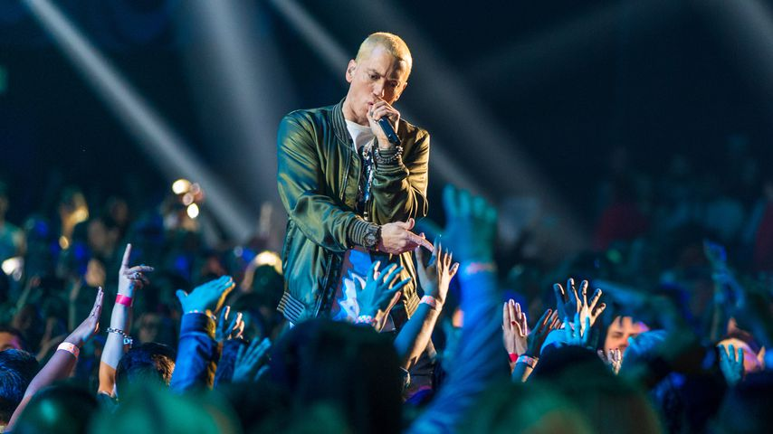 Eminem bei den MTV Movie Awards 2014