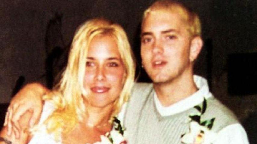 Eminem und Kim Scott Mathers
