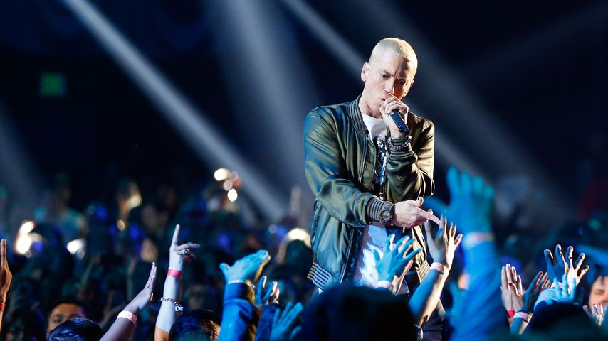 """Revival"": Ed Sheeran, Beyoncé & Co. machen's mit Eminem!"