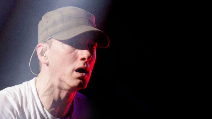 Eminems Vater wollte sich vor seinem Tod mit ihm aussprechen