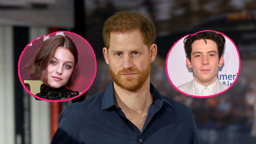 """So reagieren """"The Crown""""-Stars auf Harrys Serien-Statement"""