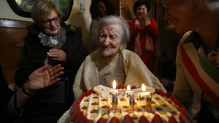 Emma Morano, bislang älteste Frau der Welt