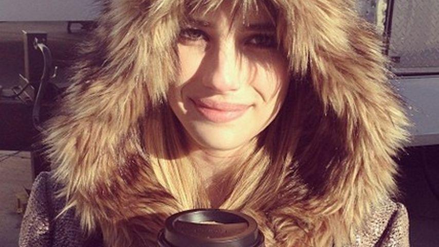 Emma Roberts: Wo ist denn ihr Verlobungs-Ring?