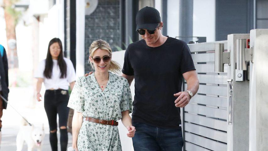 Emma Roberts und Garrett Hedlund, Schauspieler