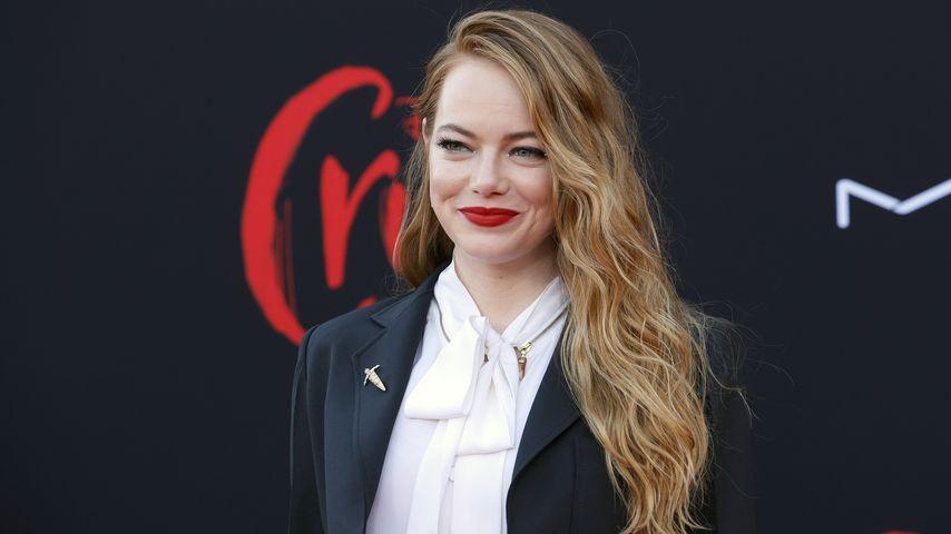 """Emma Stone bei der """"Cruella""""-Premiere 2021"""