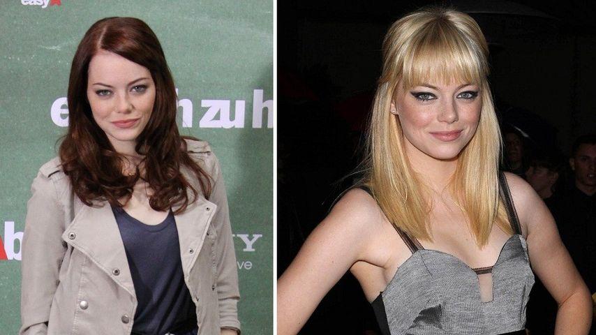 Emma Stone total verwandelt: Jetzt ist sie blond!