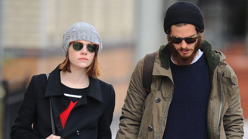Emma Stone und Andrew Garfield