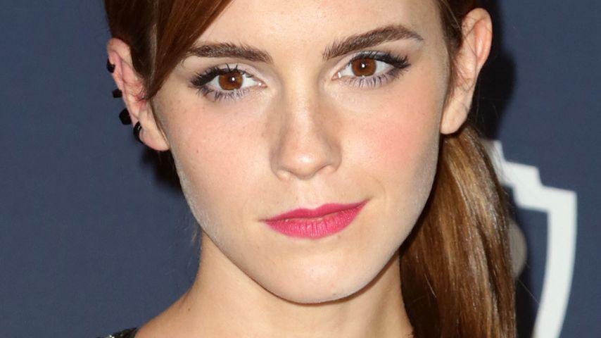 Krank: Emma Watson trank drei Wochen altes Wasser