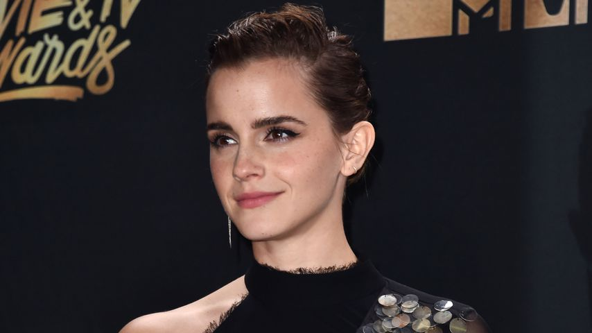 Emma Watson bei der Verleihung der MTV Movie Awards