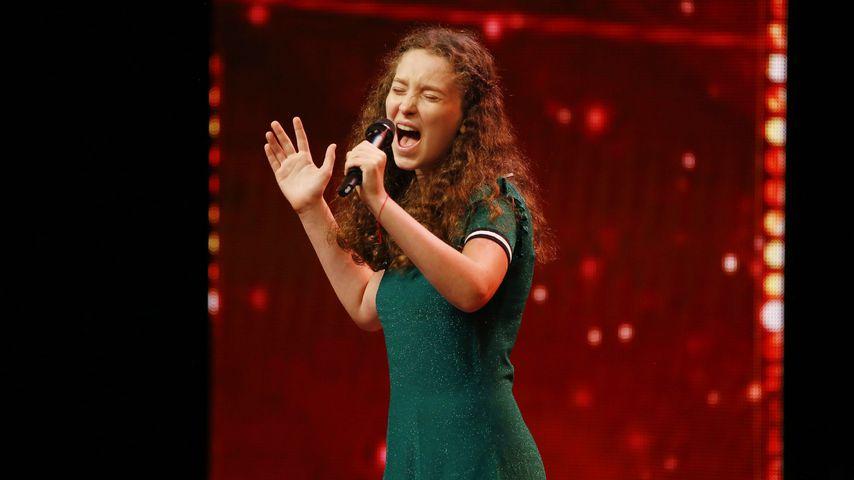 Beim Supertalent: Emmie Lee begeistert mit Anti-Mobbing-Song