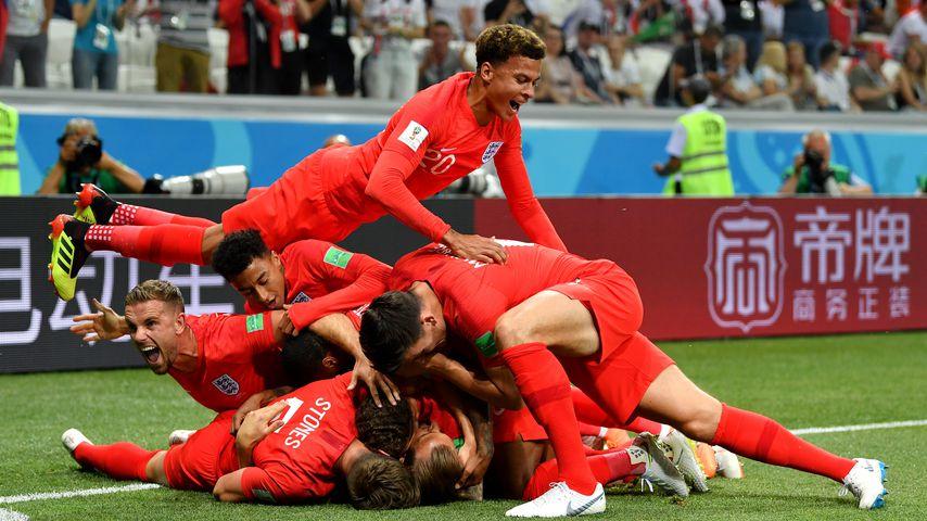 WM-Wirbel um irre Regel: Dürfen immer nur 9 Spieler jubeln?