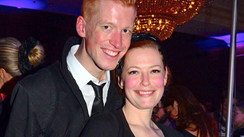 Tobias Staerbo und Enie van de Meiklokjes