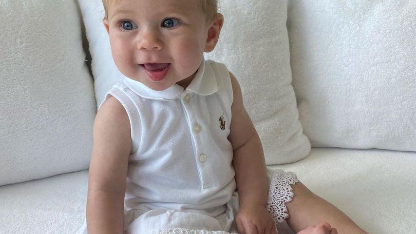 Enrique Iglesias' und Anna Kournikovas Tochter im September 2020
