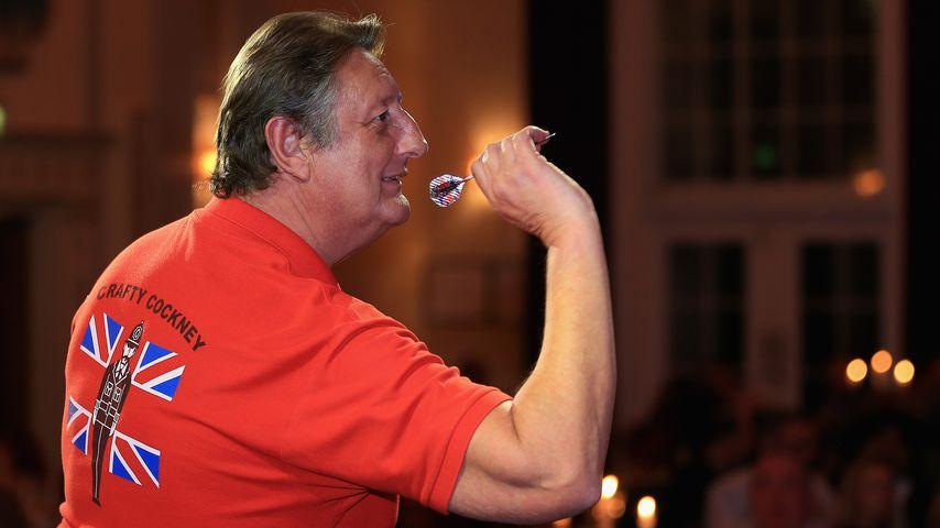 Eric Bristow gestorben - Ex-Darts-Weltmeister stirbt bei Premier League an Herzinfarkt