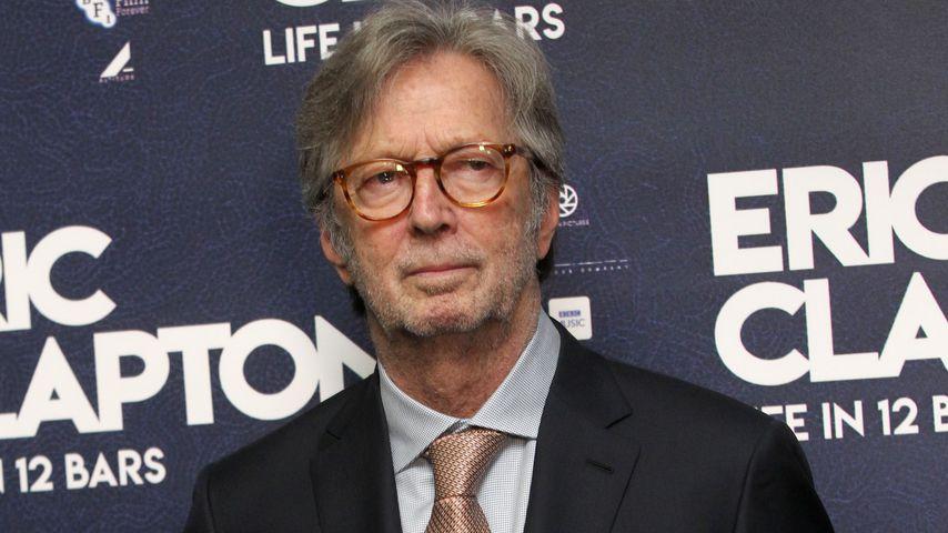 Eric Clapton, Gitarrist