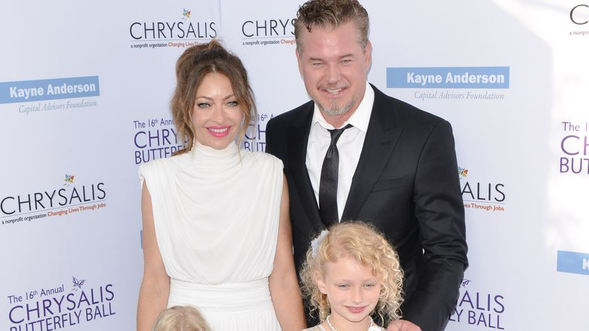 Eric Dane mit seiner Familie beim Chrysalis Butterfly Ball in Los Angeles