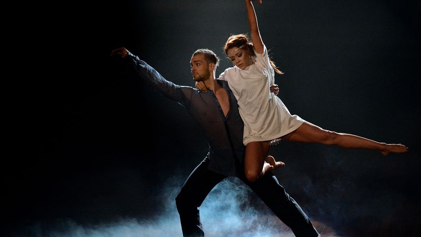 "Eric Stehfest und Oana Nechiti bei ""Let's Dance"" 2016"