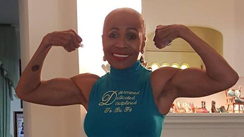 Ernestine Shepherd, 80-jähriges Muskelwunder