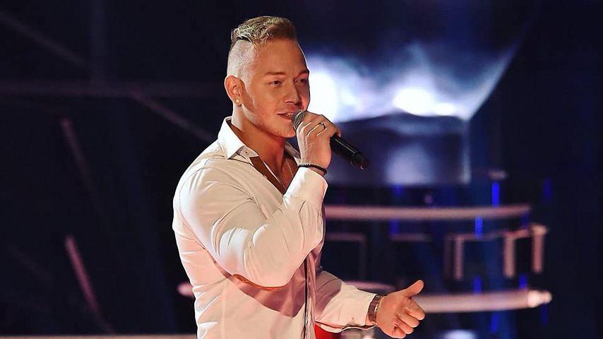 "Erwin Kintop bei ""The Voice"""