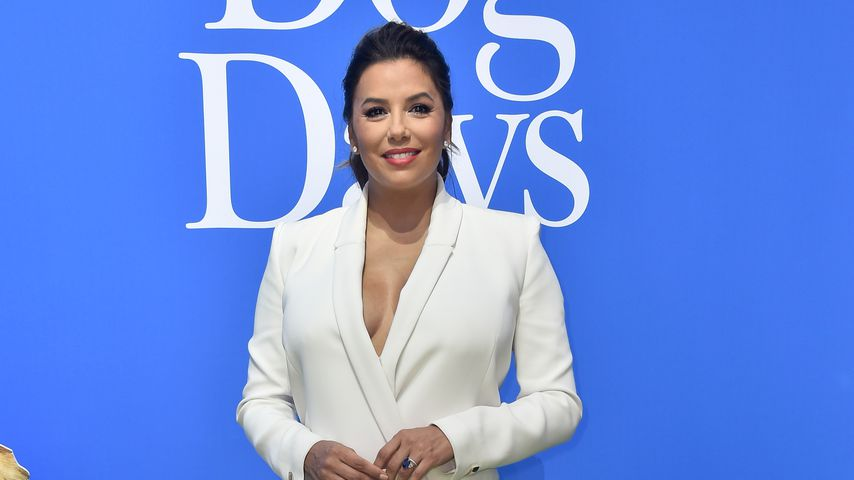 "Eva Longoria bei der Premiere von ""Dog Days"" in Century City, Kalifornien"