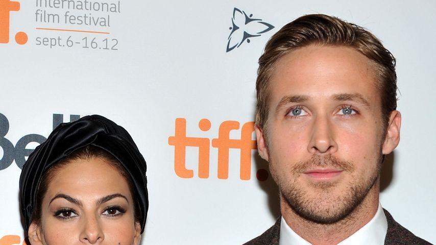 Für ihren Ryan Gosling: Eva Mendes ist immer sexy!