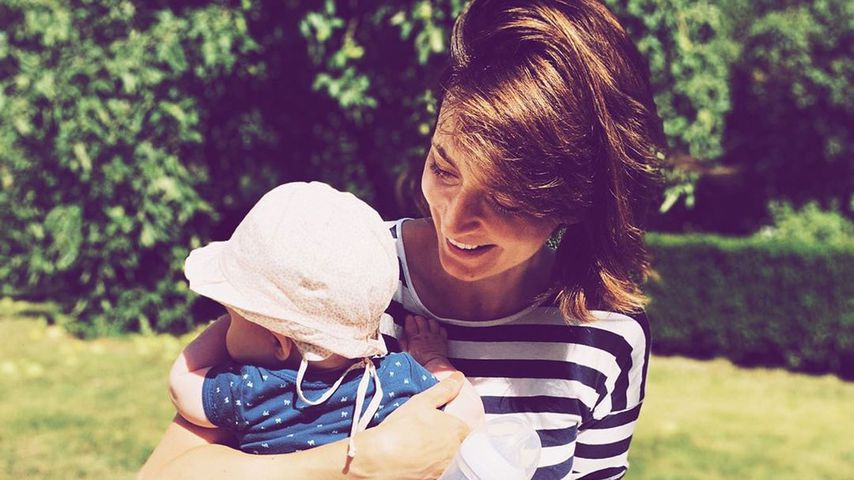 Neu-Mama Eva Padberg: Das hat sich seit Entbindung verändert