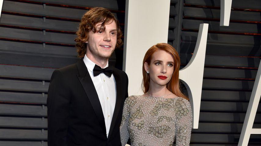 Ups! Evan beleidigte Emma Roberts nach erstem Kuss