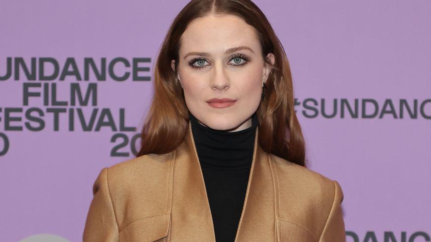 Evan Rachel Wood beim Sundance Film Festival