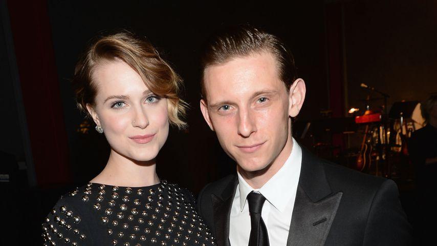 Evan Rachel Wood & Jamie Bell: Heimliche Hochzeit?