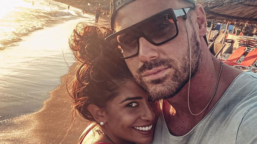 Evanthia Benetatou und Chris Broy, 2020