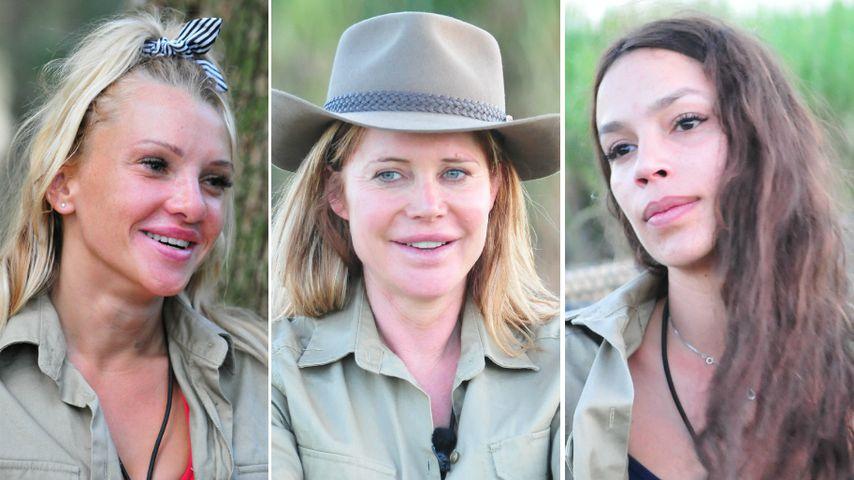 Neuer Trend: Die Dschungel-Ladys mögen's eher ungeschminkt
