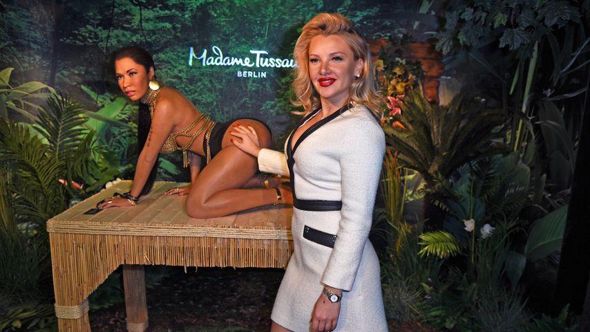 Evelyn Burdecki träumt von Mega-Hintern wie Nicki Minaj!