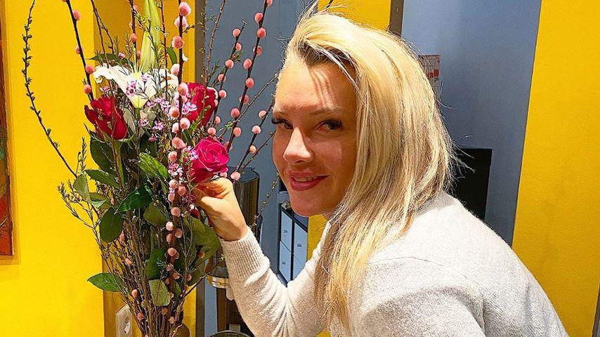 Evelyn Burdecki im Februar 2020