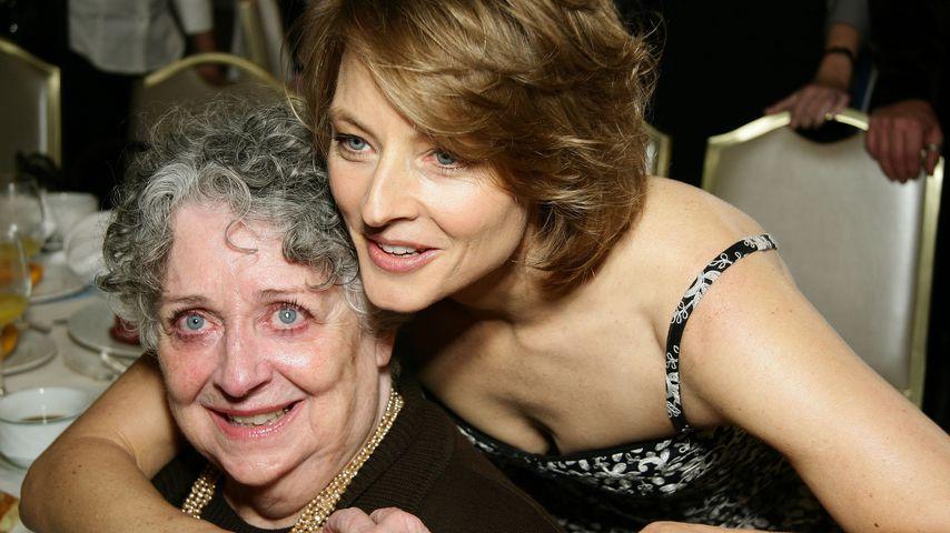 Jodie Fosters Mama & Ex-Managerin mit 90 Jahren gestorben