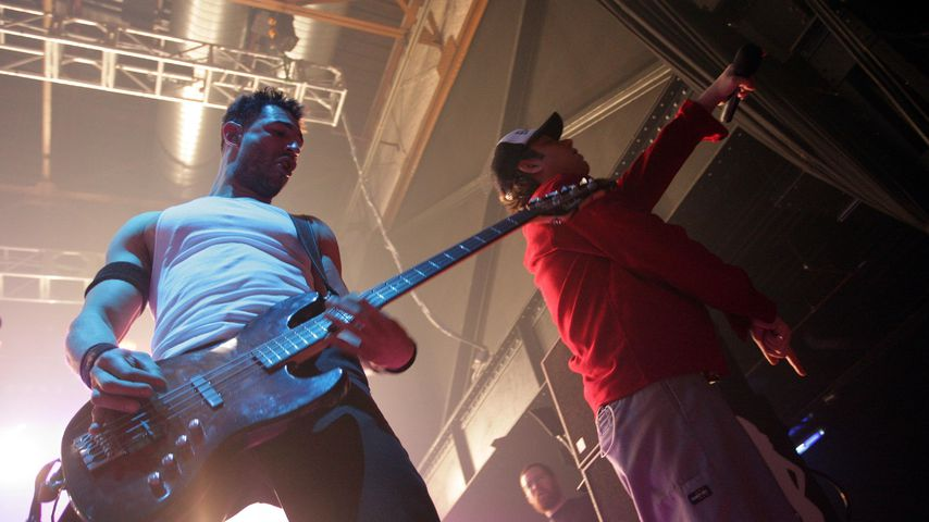 Evil Jared und Jimmy Pop beim Bloodhound Gang-Konzert in Köln