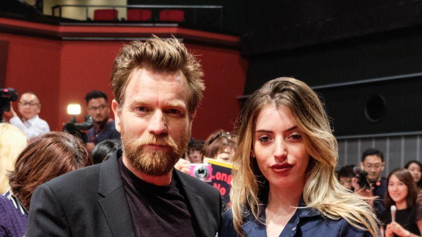 """""""Stück Müll!"""" Ewan McGregors Tochter beschimpft seine Neue"""