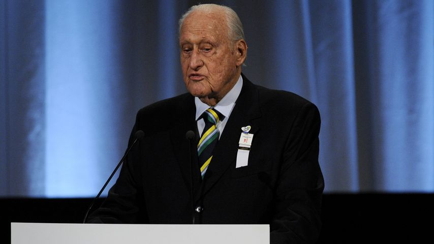 Im Alter von 100 Jahren: Ex-Fifa-Präsident verstorben
