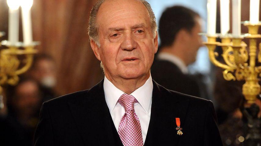 Ex-Monarch König Juan Carlos I.